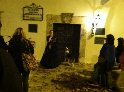 Sisters Grimm Ghost Tour